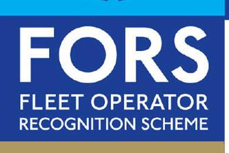 FORS Accreditation achieved!
