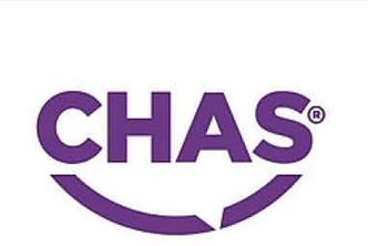 CHAS accreditation retained!