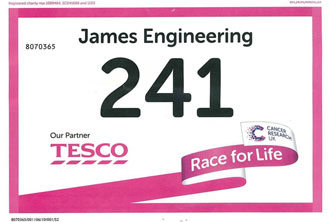Race for Life 2014
